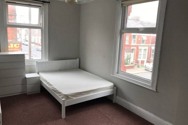 Thumbnail Shared accommodation to rent in Bagot Street, Wavertree, Liverpool