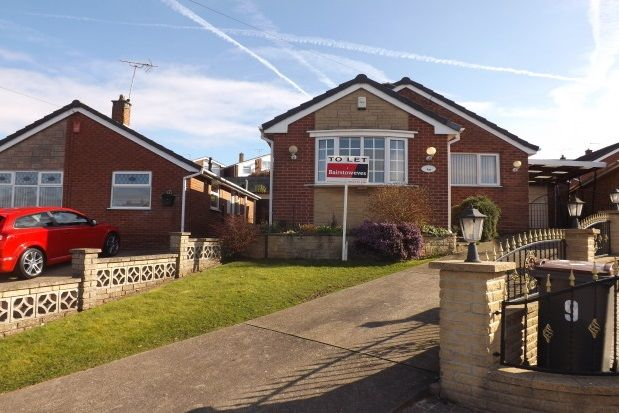 2 bed detached bungalow to rent in Sandfield Road, Kirkby In Ashfield