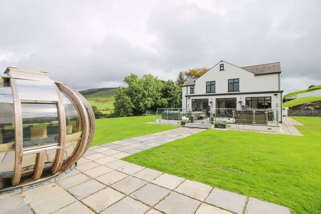 Thumbnail Detached house for sale in Laurel Bank Farm, Staarvey Road, St Johns