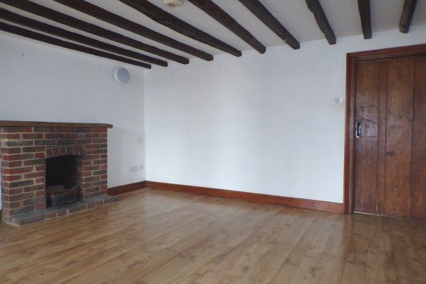 Thumbnail Cottage to rent in South Road, Hailsham