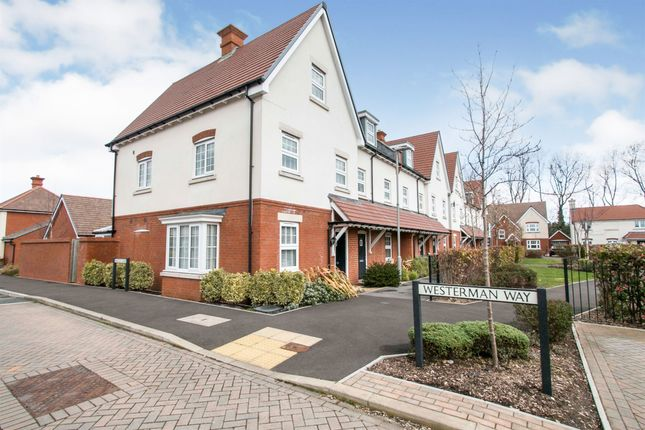Thumbnail End terrace house for sale in Westerman Way, Wareham