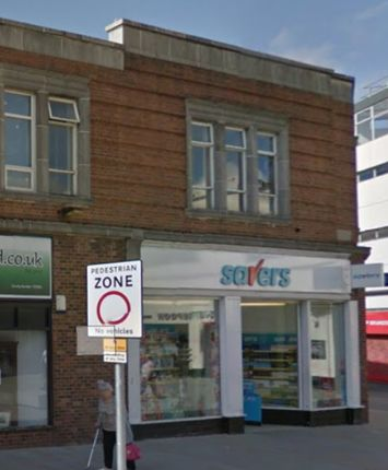 Thumbnail Commercial property for sale in Market Street, Morecambe, Lancashire