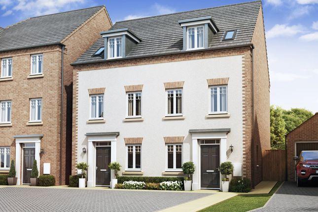 "Thumbnail Semi-detached house for sale in ""Greenwood"" at Sandlands Drive, Bury St Edmunds, Bury St Edmunds"