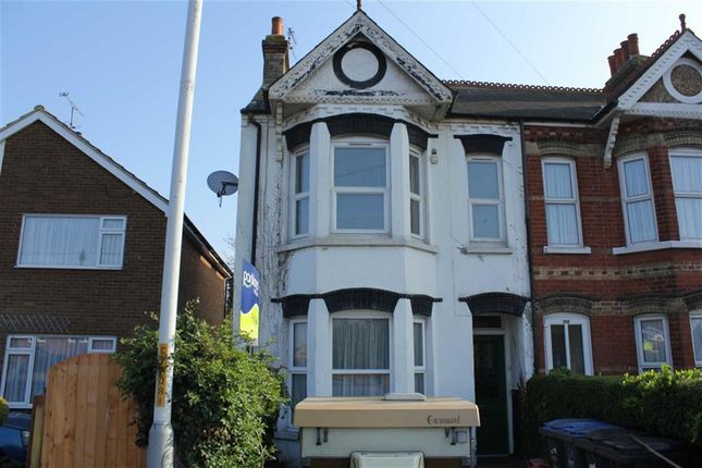 Thumbnail Flat for sale in Canterbury Road, Margate
