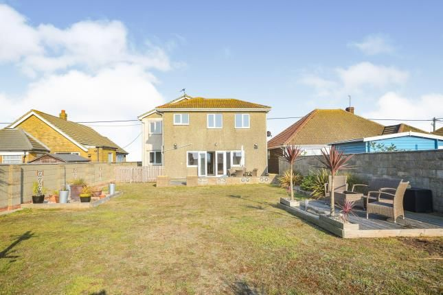 Thumbnail Detached house for sale in Coast Drive, Lydd On Sea, Romney Marsh, Kent