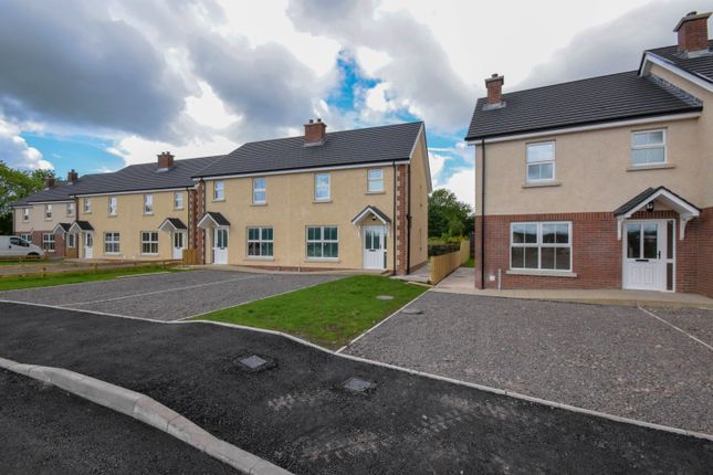 Thumbnail Semi-detached house to rent in Hutton Drive, Beragh