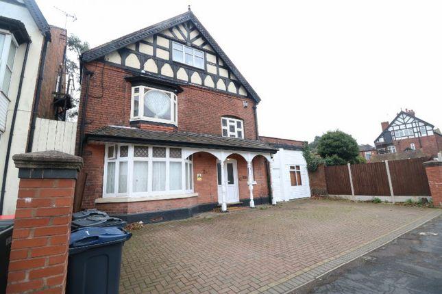 Thumbnail Detached house for sale in City Road, Edgbaston, West Midlands