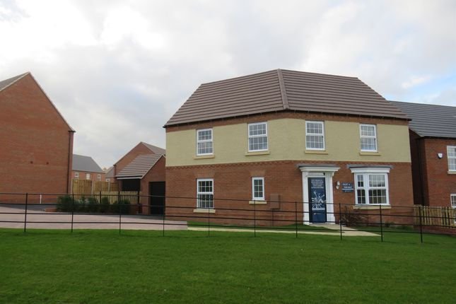 Thumbnail Detached house for sale in The Ashtree, Mansfield