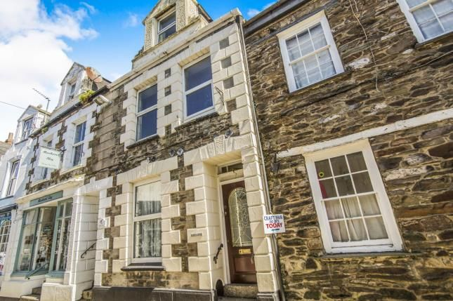 Thumbnail Terraced house for sale in Mevagissey, St Austell, Cornwall