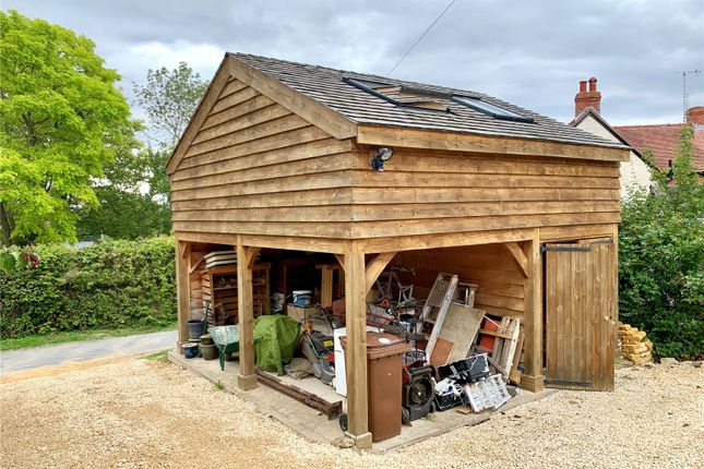 Garage And Annexe
