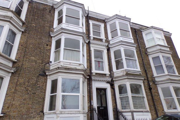 Thumbnail 1 bed flat to rent in St. Johns Road, Margate