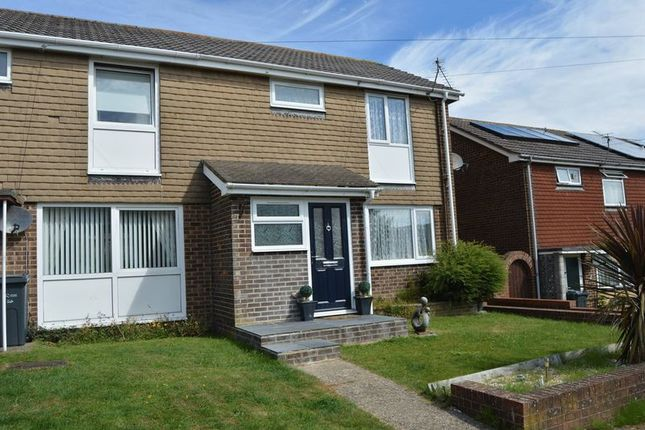 Thumbnail End terrace house to rent in Spring Walk, Newport
