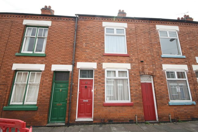 Thumbnail Terraced house for sale in Nutfield Road, West End, Leicester
