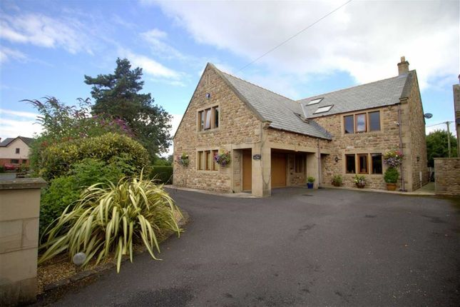 Thumbnail Detached house for sale in Langley Lane, Goosnargh, Preston