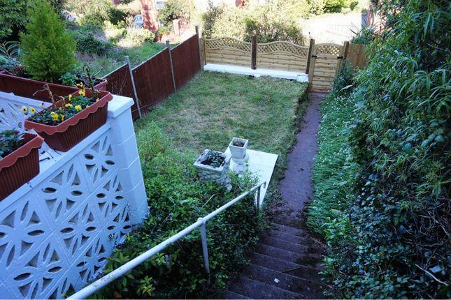 Front Garden of Sherwell Lane, Torquay TQ2