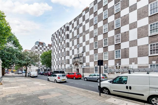 External of Princess Mary House, Vincent Street, London SW1P