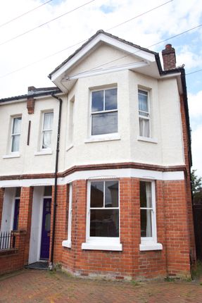 Thumbnail Semi-detached house to rent in Nile Road, Southampton
