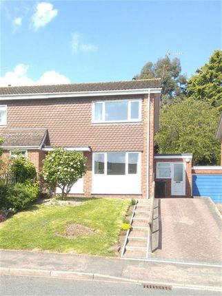 Thumbnail Semi-detached house to rent in Fruitlands, Malvern