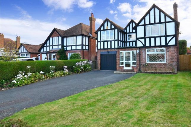 Thumbnail Detached house for sale in Pear Tree Lane, Loose, Maidstone, Kent