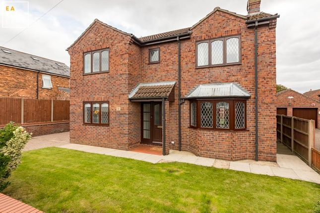 Thumbnail Detached house for sale in Butterwick Road, Messingham, Scunthorpe