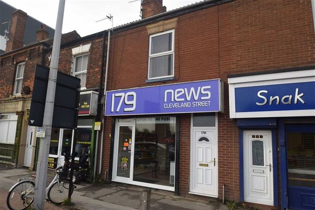 Thumbnail Flat for sale in Cleveland Street, Hull, East Yorkshire