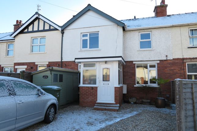 Thumbnail Terraced house to rent in Atlay Street, Hereford