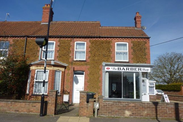 Thumbnail Flat to rent in Station Road, Heacham, King's Lynn