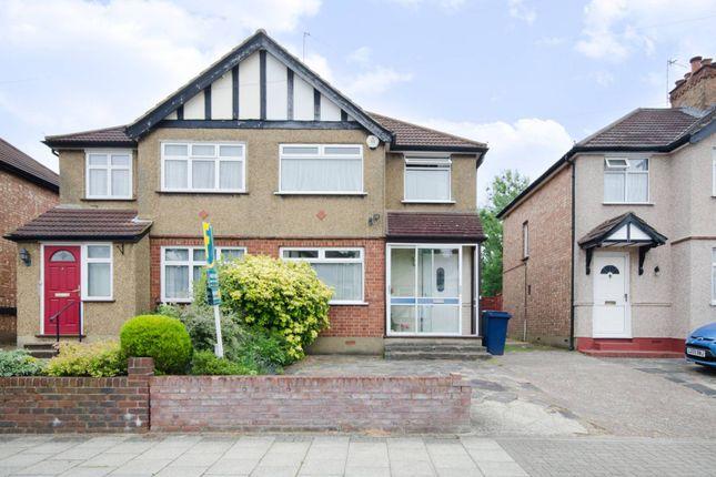Thumbnail Semi-detached house for sale in Belsize Road, Harrow Weald, Harrow