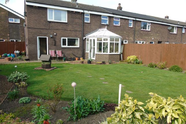 Thumbnail Terraced house for sale in Greenwich Gardens, Haydon Bridge, Hexham