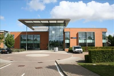Thumbnail Office to let in Building 2010, Cambourne Business Park, Cambourne, Cambridge
