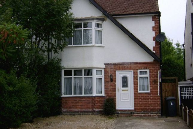 Thumbnail Semi-detached house to rent in Willson Road, Littleover, Derby