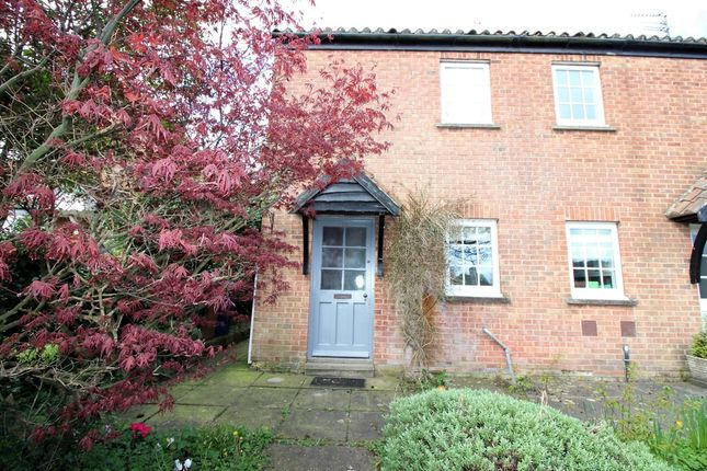 Thumbnail End terrace house to rent in Finkle Street, Bishop Burton, Beverley