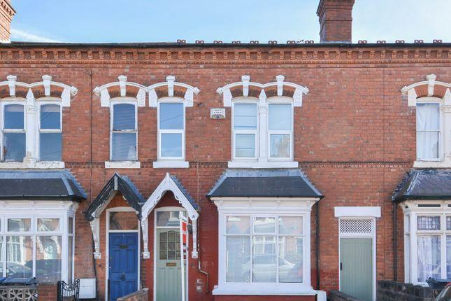 Thumbnail Terraced house for sale in Herbert Road, Bearwood