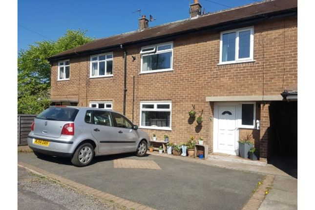 Thumbnail Terraced house for sale in Hough Close, Rainow