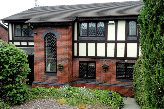 Bridgefield Drive, Bury, Greater Manchester BL9