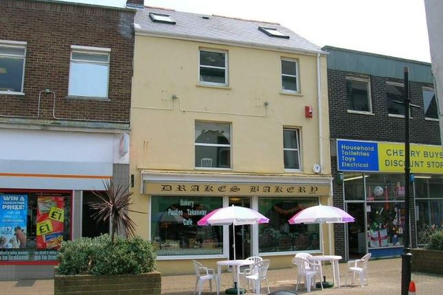 Thumbnail Restaurant/cafe to let in Plymouth, Devon