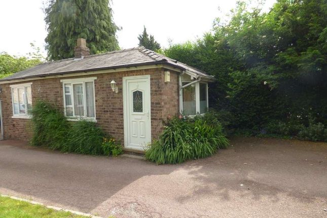 Thumbnail Bungalow to rent in The Cottage, 2 Stanneylands Rd, Ws