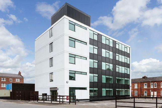 Thumbnail Flat to rent in Burley Street, Higher Hillgate, Stockport