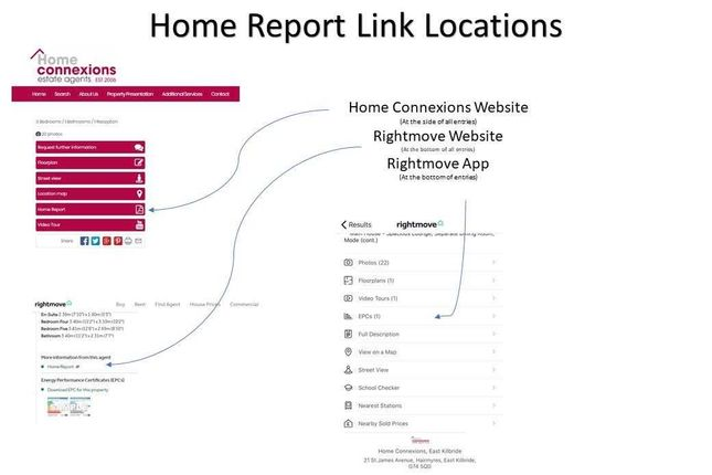 Home Report Finder
