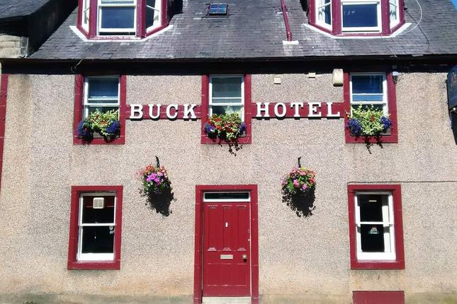Thumbnail Hotel/guest house for sale in Market Place, High Street, Langholm