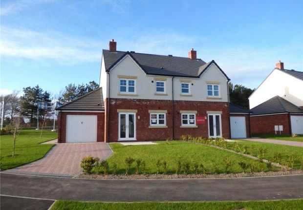 Thumbnail Semi-detached house for sale in Plot 2 Ennerdale, Harvest Park, Silloth, Wigton