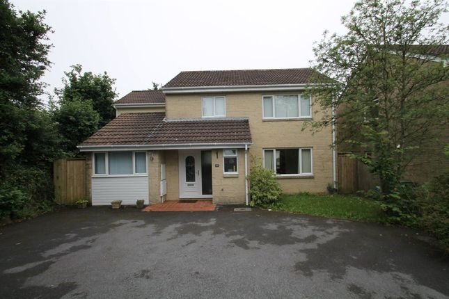 Thumbnail Property to rent in Eastcote Close, Plymouth, Devon