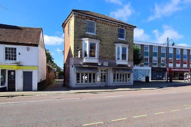 Thumbnail Retail premises to let in Restaurant, 10, West Street, Fareham