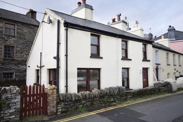 Thumbnail Cottage for sale in Tent Road, Laxey