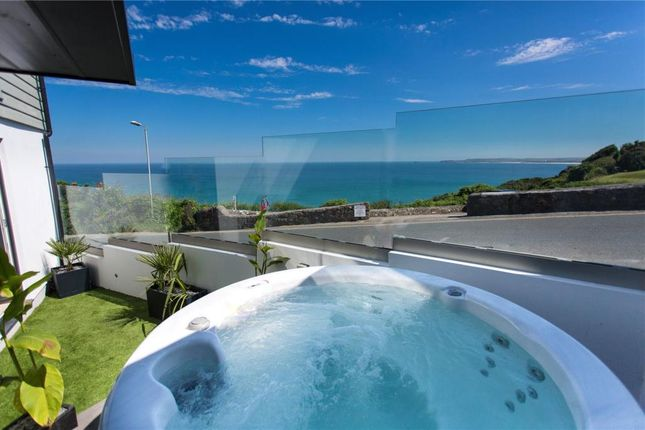 Thumbnail Semi-detached house for sale in Atlantic Watch, Porthrepta Road, Carbis Bay