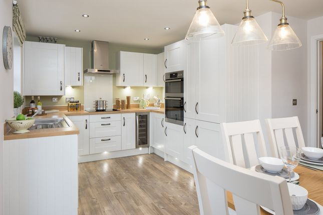 "Thumbnail Semi-detached house for sale in ""Hatton"" at Callow Hill Way, Littleover, Derby"