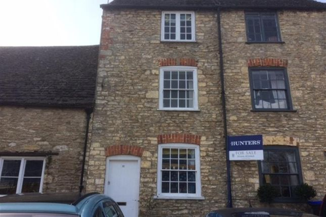 Thumbnail Terraced house to rent in St. Johns Street, Malmesbury