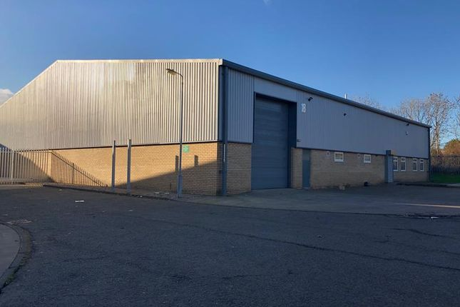 Thumbnail Light industrial to let in Unit 18 Elm Road, West Chirton North Industrial Estate, North Shields