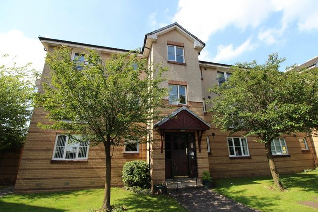 Thumbnail Flat to rent in Queens Court, Larbert