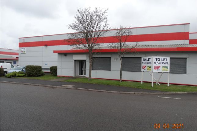 Thumbnail Light industrial to let in Unit 3, Maybrook Road, Brownhills, Staffordshire